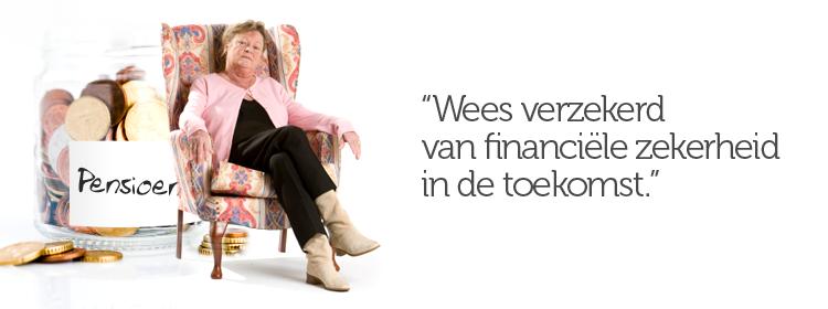 Pensioen in Amsterdam